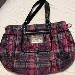 Coach poppy purse LIMITED EDITION RARE